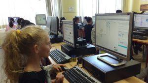Leren programmeren onder de middag
